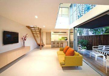 Contemporary Beach villa Australia