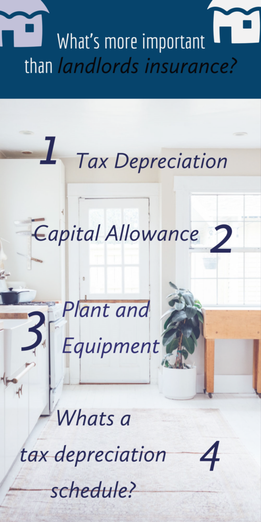 tax deductions on investment property infographic