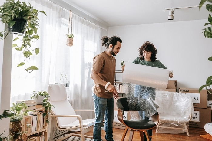 moving out rental appraisal